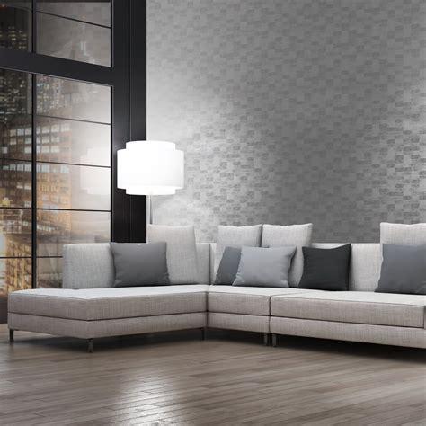 creation square pattern wallpaper textured modern
