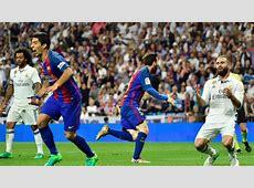 WATCH Lionel Messi Scores Game Winning Goal in El Clasico