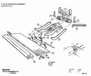 Waltco Liftgate Parts