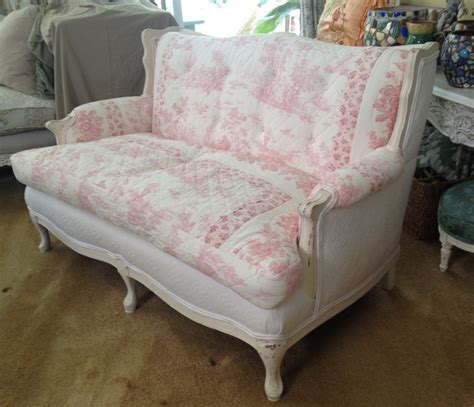 Country Sofa by Sale Vintage Cottage Country Sofa Loveseat Sale