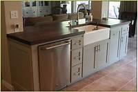 kitchen island with sink Best 25+ Kitchen island with sink ideas on Pinterest ...