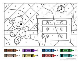 color by numbers 1 tim 39 s printables