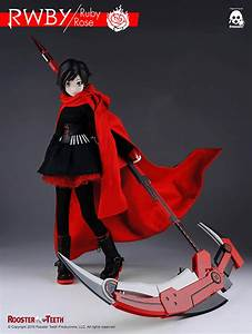 Buy Action Figure RWBY Action Figure Ruby Rose