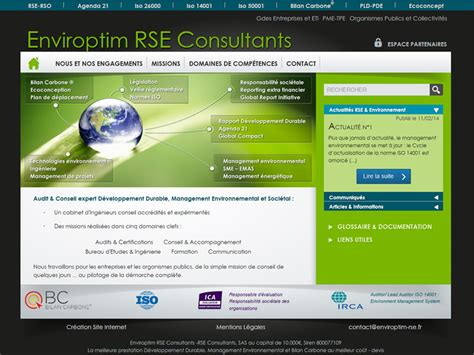 cr 233 ation site professionnel nos r 233 f 233 rences
