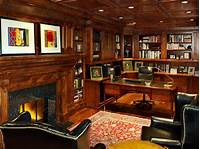 great traditional home office decorating ideas 23 Traditional Home Office Designs To Work In Style ...