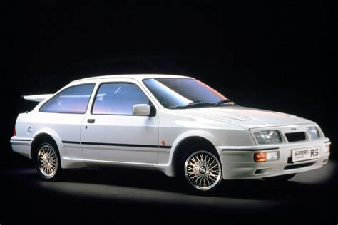 Ford Sierra RS Cosworth 1985-1993