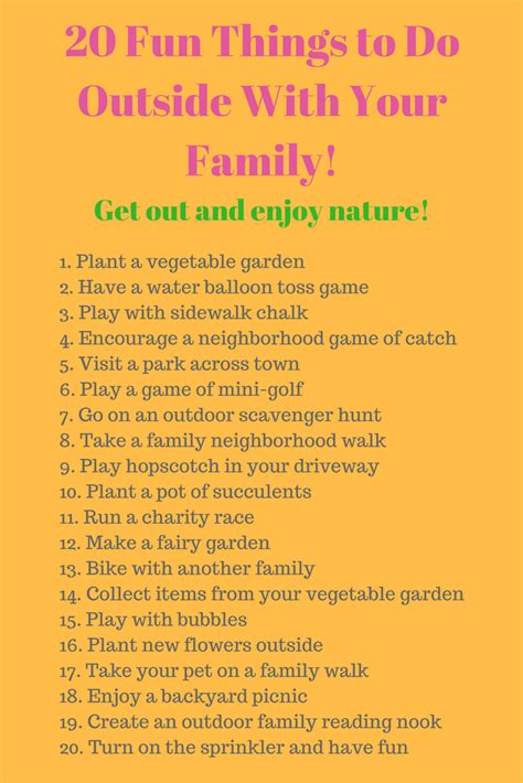 Best 28+  20 Things To Do  20 Things To Do When Your