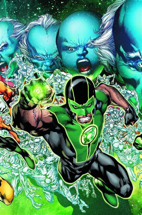 new green lantern s name