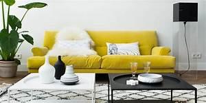 8 erreurs a eviter a tout prix en deco marie claire With tapis jaune avec quel tissu pour recouvrir canapé