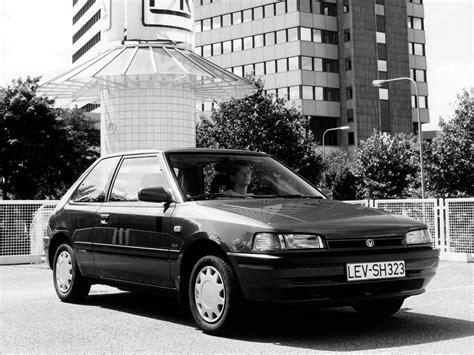 mazda  bg hatchback specs