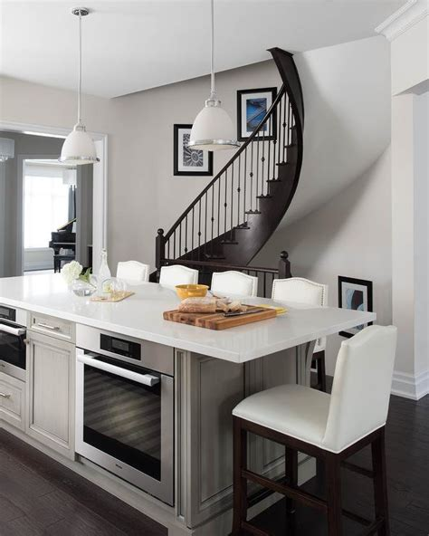 how to organize kitchen kitchen island with oven design decoration 4378