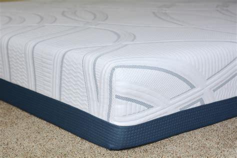 serta gel memory foam mattress get a s sleep with the serta sleeptogo 12 quot gel