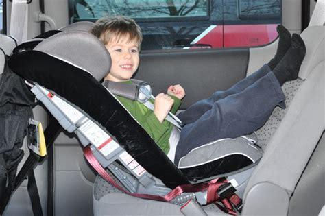 Rear-facing Car Seats, Why Do We Do This?