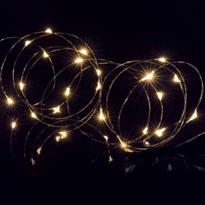 submersible led wire timer lights