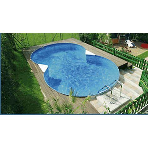 pool 8 form achtformbecken schwimmbecken hobby pool technologies
