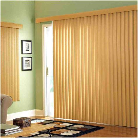 bamboo blinds  sliding glass doors decor ideasdecor ideas