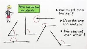 Rechter Winkel Messen : messen und zeichnen von winkeln mathematik online lernen ~ Frokenaadalensverden.com Haus und Dekorationen