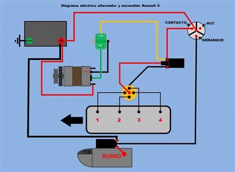 circuito regulador de voltaje alternador regulador de
