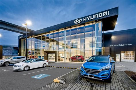 openroad auto opens bc s largest hyundai dealership