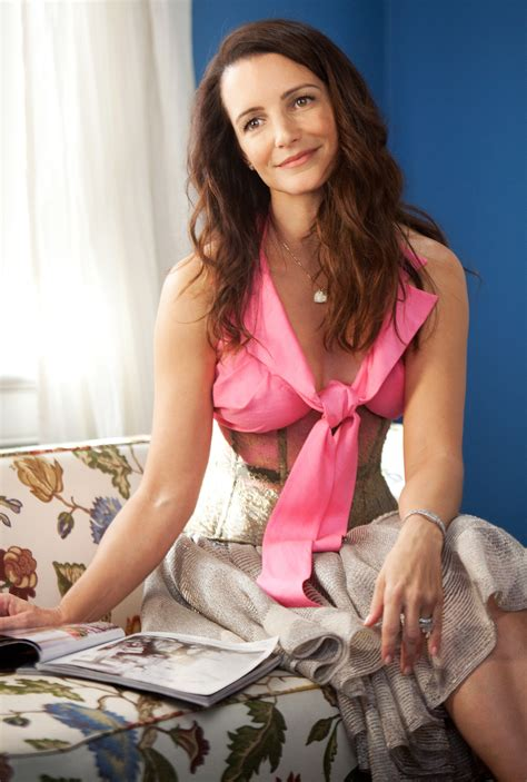 Kristin Davis Is Holding Out Hope Sex and the City 3 Will ...