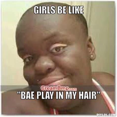 Fat Black Girl Meme - ugly girls be like quotes quotesgram
