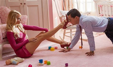 voir regarder the wolf of wall street 2019 en streaming vf margot robbie la hot blonde de wolf of wall street est