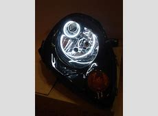 NorCalMR2 Custom 2003+ MR2Spyder headlights with Angel