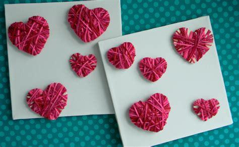 valentines day crafts valentine s day crafts with the kids