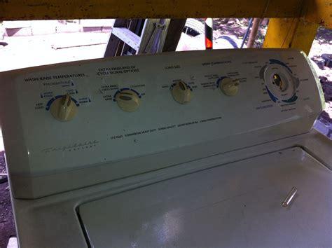 solucionado lavadora frigidaire gallery yoreparo