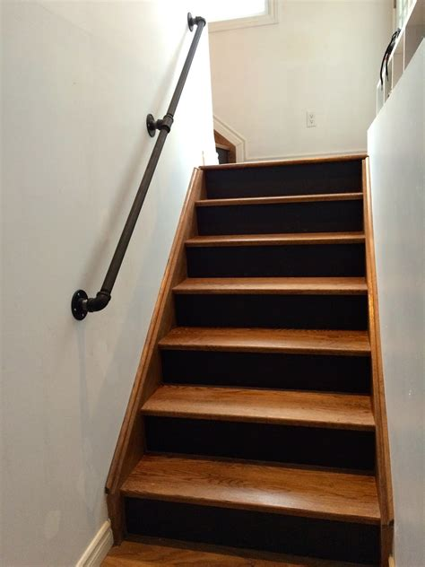 fitting banisters stair rail banister with brackets vintage from