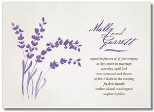 wedding invitations soft lavender at mintedcom With wedding invitations gray and lavender