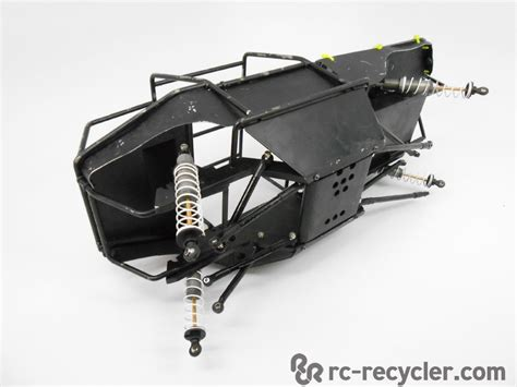 Rc4wd Timberwolf Tube Welded Chassis Frame 1/10 Scale Rock