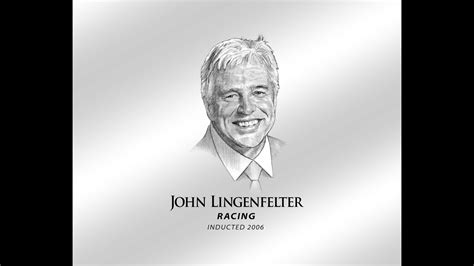 2006 Corvette Hall of Fame Inductee John Lingenfelter ...