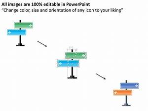 In Signboard Questions Answers Business Planning Diagram Flat Powerpoint Design