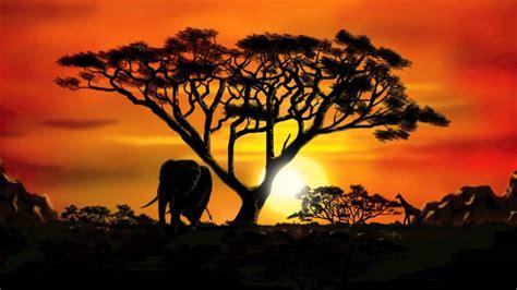 Safari - (Horizon) - Rolf Meyer - YouTube