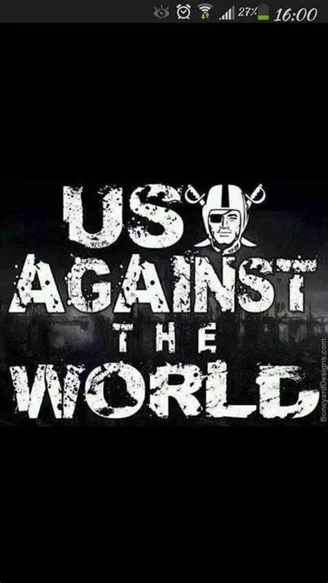every damn year the world to raiders