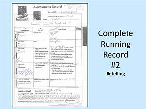PPT - Text Complexity & Running Records Training ...