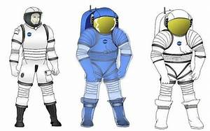 New NASA Space Suits 3 (page 2) - Pics about space