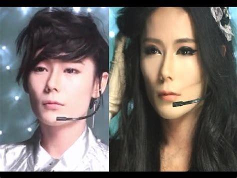 pop boy   pop girls makeup transformation korean beauty youtube