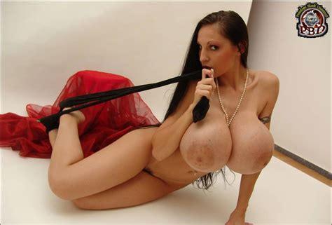 Penelope Black Diamond: Huge Tits German Fetish Star ...