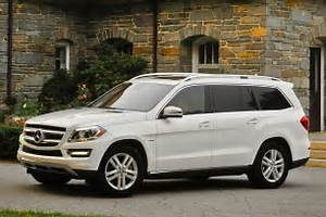 Our Cars: 2013 Mercedes-Benz GL350 Diesel is Smooooth