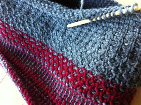 lappone tunisian crochet  swedish krokning