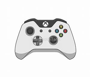 """Xbox One Controller Vector"" Travel Mugs by MammothTank ..."