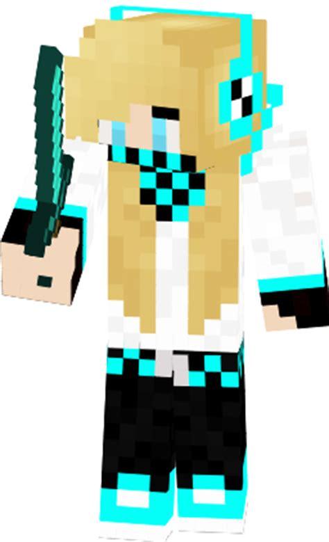 tomboy blue nova skin
