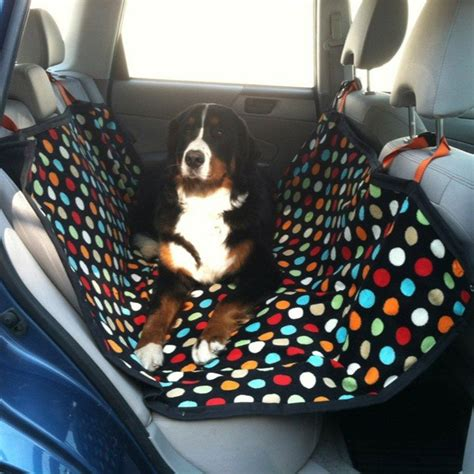 How to make a dog hammock for your car