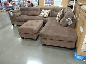 Sectionals sofas costco home decoration club for 3 piece sectional sofa costco