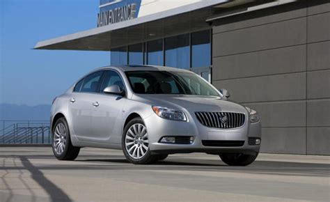 2012 Buick Regal Review by 2013 Buick Regal Eassist Review Car Reviews