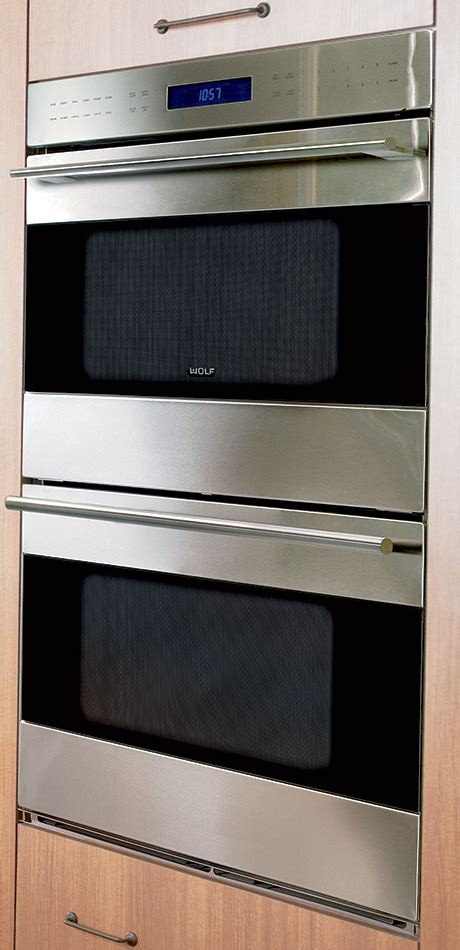 Wolf E series built in ovens