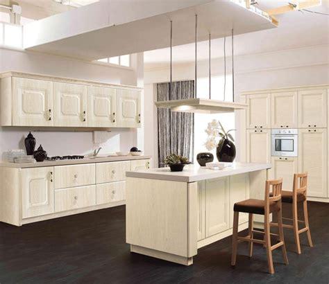 matt pvc finish kitchen cabinet vc cucine china kitchen