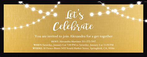 birthday milestone invitations evite